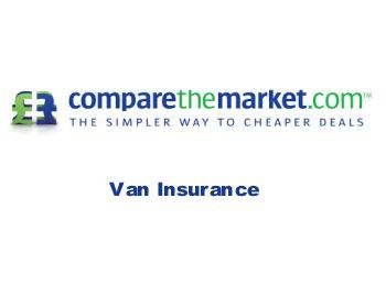 comparethemarketvan